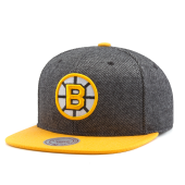 Бейсболка Mitchell & Ness - Boston Bruins Reverse Wool Snapback