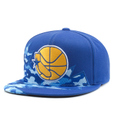 Бейсболка Mitchell & Ness - Golden State Warriors Squadra Snapback
