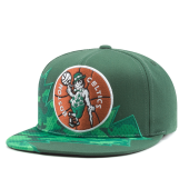 Бейсболка Mitchell & Ness - Boston Celtics Squadra Snapback