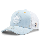 Бейсболка Mitchell & Ness - Golden State Warriors Denim Jersey Snapback