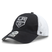 Бейсболка '47 Brand - Los Angeles Kings Blue Hill '47 Closer