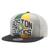 Бейсболка Mitchell & Ness - Boston Celtics Equip Snapback