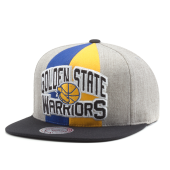 Бейсболка Mitchell & Ness - Golden State Warriors Equip Snapback