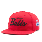 Бейсболка Mitchell & Ness - Chicago Bulls Draft Series Snapback