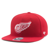 Бейсболка '47 Brand - Detroit Red Wings Sure Shot Snapback