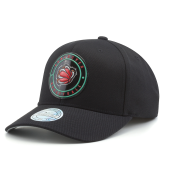 Бейсболка Mitchell & Ness - Vancouver Grizzlies Circle Weald Patch Snapback