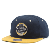 Бейсболка Mitchell & Ness - M&N Heritage Patch Strapback (navy)