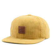 Бейсболка Mitchell & Ness - M&N Courduroy Snapback w/Leather Patch