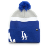 Шапка '47 Brand - Los Angeles Dodgers Mokemo Cuff Knit