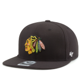 Бейсболка '47 Brand - Chicago Blackhawks No Shot Snapback