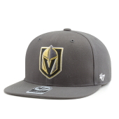 Бейсболка '47 Brand - Vegas Golden Knights No Shot Snapback