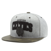 Бейсболка Mitchell & Ness - Boston Celtics Lux Camo Snapback