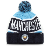 Шапка '47 Brand - Manchester City Calgary Knit