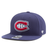 Бейсболка '47 Brand - Montreal Canadiens No Shot Snapback