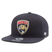 Бейсболка '47 Brand - Florida Panthers Sure Shot Snapback