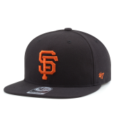 Бейсболка '47 Brand - San Francisco Giants No Shot Snapback