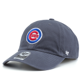 Бейсболка '47 Brand - Chicago Cubs Clean Up (vinage navy)