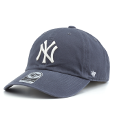 Бейсболка '47 Brand - New York Yankees Clean Up (vintage navy)