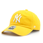 Бейсболка '47 Brand - New York Yankees Clean Up (yellow gold)
