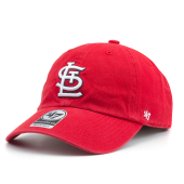 Бейсболка '47 Brand - Saint Louis Cardinals Clean Up