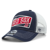 Бейсболка '47 Brand - Boston Red Sox Slash Patch '47 MVP