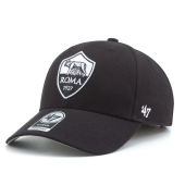 Бейсболка '47 Brand - AS Roma '47 MVP Adjustable (black)