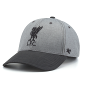 Бейсболка '47 Brand - Liverpool FC All In '47 MVP (carbide)