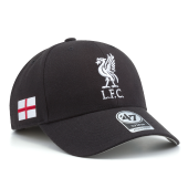 Бейсболка '47 Brand - Liverpool FC '47 Sure Shot MVP Adjustable (black)