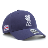 Бейсболка '47 Brand - Liverpool FC '47 Sure Shot MVP Adjustable (light navy)
