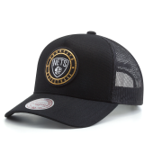 Бейсболка Mitchell & Ness - Brooklyn Nets Hickory