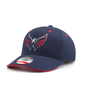 Бейсболка Outerstuff - Washington Capitals Alt Basic Precurved Snapback Youth
