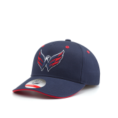 Бейсболка Outerstuff - Washington Capitals Alt Basic Precurved Snapback Kids