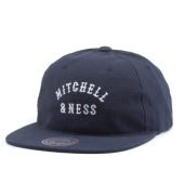 Бейсболка Mitchell & Ness - M&N Cotton Flannel Strapback (indigo)