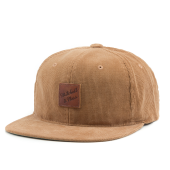 Бейсболка Mitchell & Ness - M&N Corduroy Leather Patch Snapback