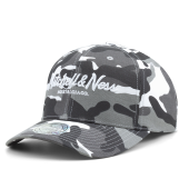 Бейсболка Mitchell & Ness - Pinscript High Crown 110 Snapback (Urban Camo)