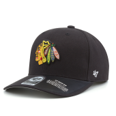 Бейсболка '47 Brand - Chicago Blackhawks Cold Zone '47 MVP DP