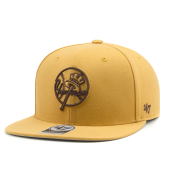 Бейсболка '47 Brand - New York Yankees No Shot Snapback (wheat)