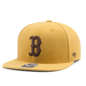 Бейсболка '47 Brand - Boston Red Sox No Shot Snapback (wheat)