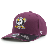 Бейсболка '47 Brand - Anaheim Ducks Cold Zone '47 MVP DP (plum)