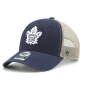 Бейсболка '47 Brand - Toronto Maple Leafs Flagship Wash '47 MVP (vintage navy)