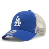 Бейсболка '47 Brand - Los Angeles Dodgers Flagship Wash '47 MVP (vintage navy)