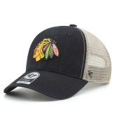 Бейсболка '47 Brand - Chicago Blackhawks Flagship Wash '47 MVP