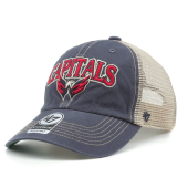 Бейсболка '47 Brand - Washington Capitals Tuscaloosa '47 Clean Up