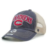 Бейсболка '47 Brand - Montreal Canadiens Tuscaloosa '47 Clean Up