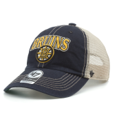Бейсболка '47 Brand - Boston Bruins Tuscaloosa '47 Clean Up