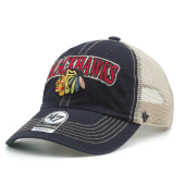 Бейсболка '47 Brand - Chicago Blackhawks Tuscaloosa '47 Clean Up