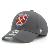 Бейсболка '47 Brand - West Ham United  '47 MVP Adjustable (charcoal)