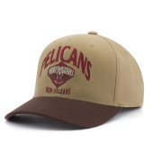 Бейсболка Mitchell & Ness - New Orleans Pelicans Embrace 110 Snapback