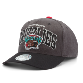 Бейсболка Mitchell & Ness - Vancouver Grizzlies G2 Arch Flexfit 110 Snapback