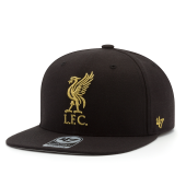Бейсболка '47 Brand - Liverpool FC No Shot Snapback (black)